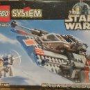 Juegos construcción - Lego: LEGO STAR WARS, SNOWSPEEDER, REF.7130, 1999, CAJA ABIERTA, COMPLETO. Lote 41134992