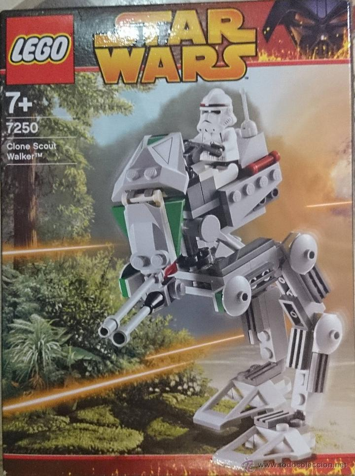 Lego Star Wars Clone Scout Walker Ref7250 2 Buy Building And