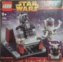 Juegos construcción - Lego: LEGO STAR WARS, DARTH VADER TRANSFORMATION, REF.7251, 2005, CAJA ABIERTA, COMPLETO. Lote 41135149