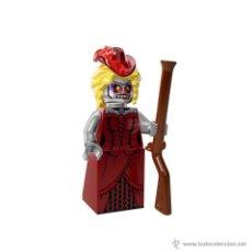 Juegos construcción - Lego: LEGO MINIFIGURAS / MINIFIGURES SERIES 12 MOVIE PELICULA - CALAMITY DRONE. Lote 41767637