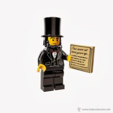 Juegos construcción - Lego: LEGO MINIFIGURAS / MINIFIGURES SERIES 12 MOVIE PELICULA - ABRAHAM LINCOLN. Lote 41767940