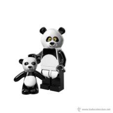 Juegos construcción - Lego: LEGO MINIFIGURAS / MINIFIGURES SERIES 12 MOVIE PELICULA - PANDA GUY. Lote 41769215