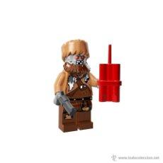 Juegos construcción - Lego: LEGO MINIFIGURAS / MINIFIGURES SERIES 12 MOVIE PELICULA - WILEY FUSEBOT. Lote 41769387