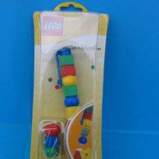 Juegos construcción - Lego: BOLÍGRAFO LEGO.CLÁSICO.. Lote 42387504