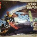 Juegos construcción - Lego: LEGO STAR WARS REF.7103 JEDI DUEL 2003. Lote 42828839