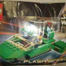 Juegos construcción - Lego: LEGO STAR WARS REF.7124 FLASHSPEEDER 2000. Lote 42828911