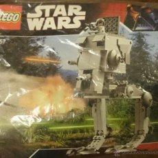 Juegos construcción - Lego: LEGO STAR WARS REF.7657 AT ST 2007. Lote 42850992