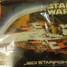 Juegos construcción - Lego: LEGO STAR WARS REF.7143 JEDI STARFIGHTER 2002. Lote 42851224
