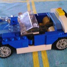 Juegos construcción - Lego: COCHE DE LEGO.. Lote 42893276