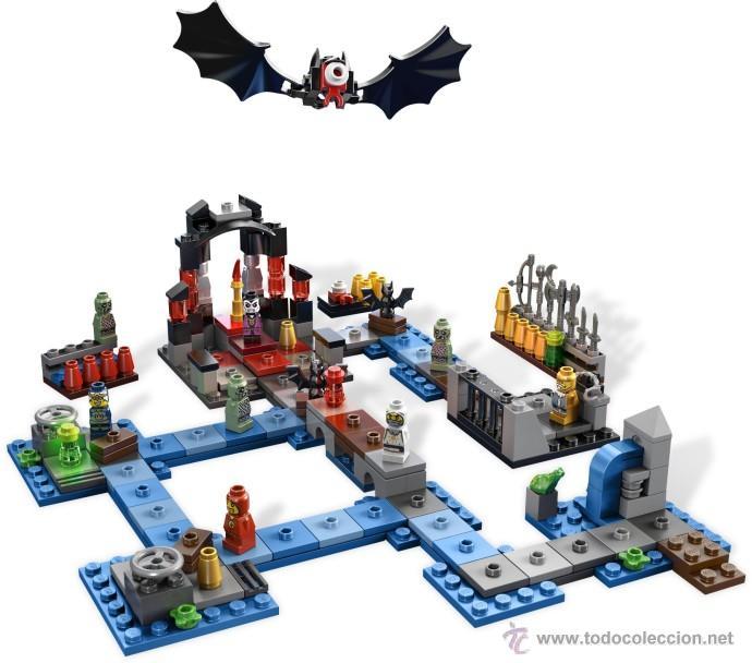 Juego De Mesa Lego Heroica Ilrion Ref 3874 Nue Comprar Juegos