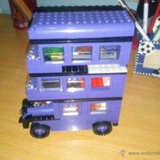 Juegos construcción - Lego: AUTO BUS HARRY POTTER. Lote 44385673