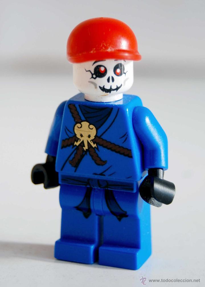Lego zombie zombi no muerto viviente terror fan comprar - Lego star wars anakin ghost ...