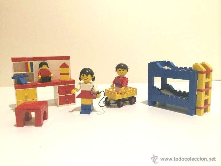 lego nursery guardería año 1978 (muebles, figur - Comprar Juegos ...