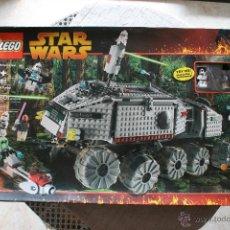 Juegos construcción - Lego: STAR WARS LEGO CLONE TURBO TANK 7261 COMPLETO NUEVO. Lote 45012769