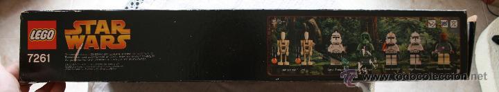 Juegos construcción - Lego: Star Wars Lego Clone Turbo Tank 7261 Completo Nuevo - Foto 4 - 45012769