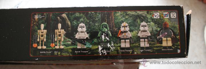 Juegos construcción - Lego: Star Wars Lego Clone Turbo Tank 7261 Completo Nuevo - Foto 5 - 45012769