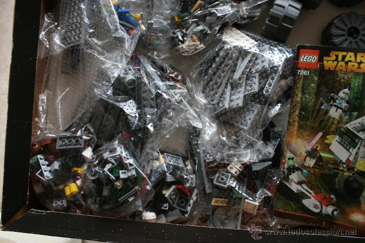 Juegos construcción - Lego: Star Wars Lego Clone Turbo Tank 7261 Completo Nuevo - Foto 7 - 45012769