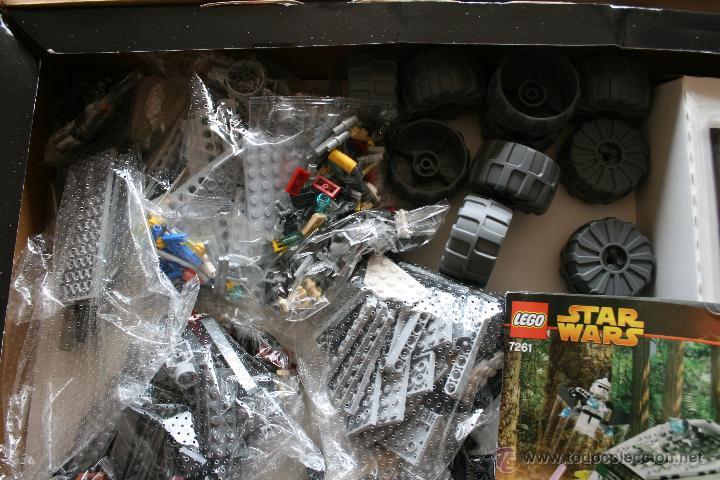 Juegos construcción - Lego: Star Wars Lego Clone Turbo Tank 7261 Completo Nuevo - Foto 8 - 45012769