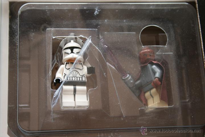 Juegos construcción - Lego: Star Wars Lego Clone Turbo Tank 7261 Completo Nuevo - Foto 9 - 45012769