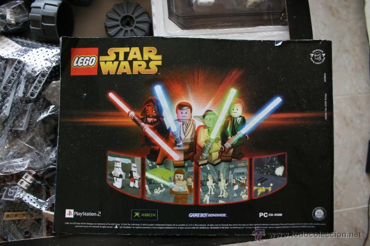 Juegos construcción - Lego: Star Wars Lego Clone Turbo Tank 7261 Completo Nuevo - Foto 11 - 45012769