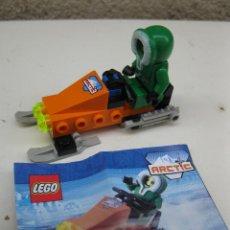 Juegos construcción - Lego: LEGO 6577 - ARCTIC - CON INSTRUCCIONES - AÑO 2000.. Lote 45084200