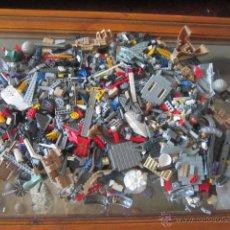 Juegos construcción - Lego: GRAN LOTE DE PIEZAS DE CONSTRUCCIÓN LEGO VARIADAS.. Lote 45596602