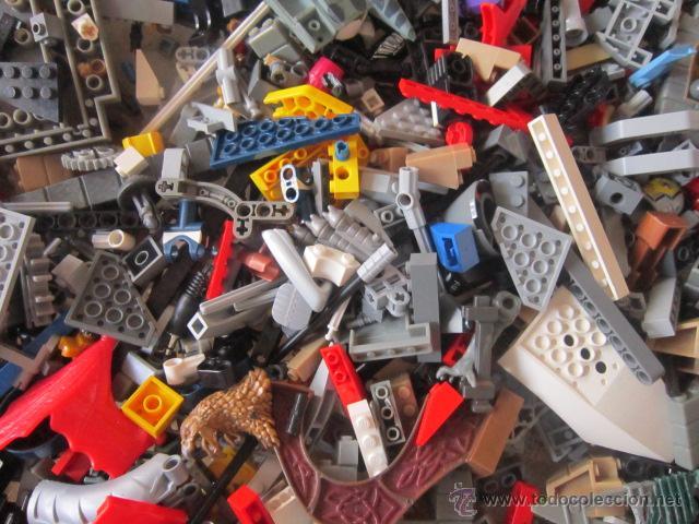Juegos construcción - Lego: Gran lote de piezas de construcción LEGO variadas. - Foto 8 - 45596602