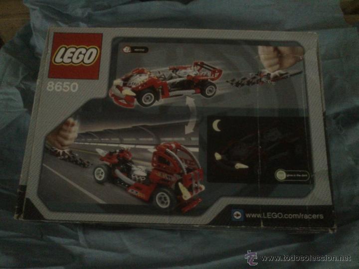LEGO 8650 FURIUS SLAMMER RACER (Juguetes - Construcción - Lego)