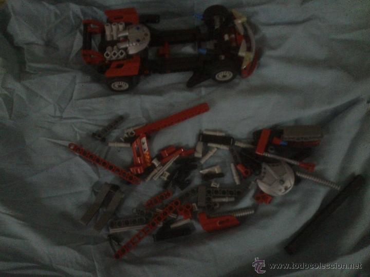 Juegos construcción - Lego: LEGO 8650 FURIUS SLAMMER RACER - Foto 3 - 45687530