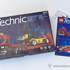 Juegos construcción - Lego: LEGO TECHNIC 8872 DESCATALOGAO COMPLETO Y COMO NUEVO. Lote 46062625