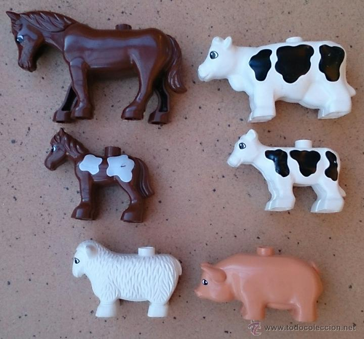 Lote Animales De Granja Lego Duplo Sold Through Direct Sale 46173988