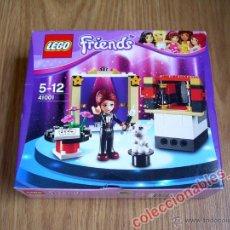 Juegos construcción - Lego: LEGO FRIENDS REF. 41001 LOS TRUCOS DE MIA NUEVO A ESTRENAR. Lote 46441452