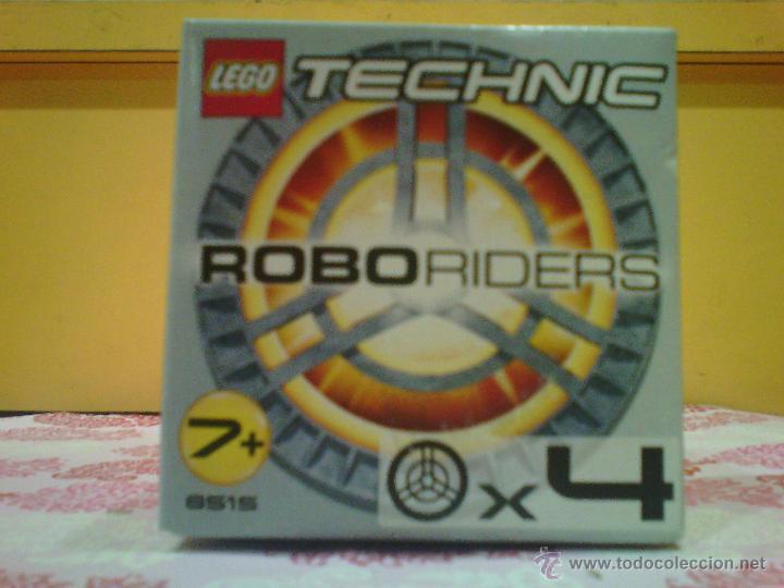 LEGO TECHNIC.REF 8515.AÑO 2000. (Juguetes - Construcción - Lego)