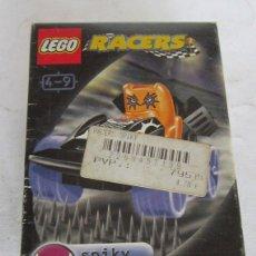 Juegos construcción - Lego: LEGO, RACERS REF 4571, EN CAJA. CC. Lote 46902202