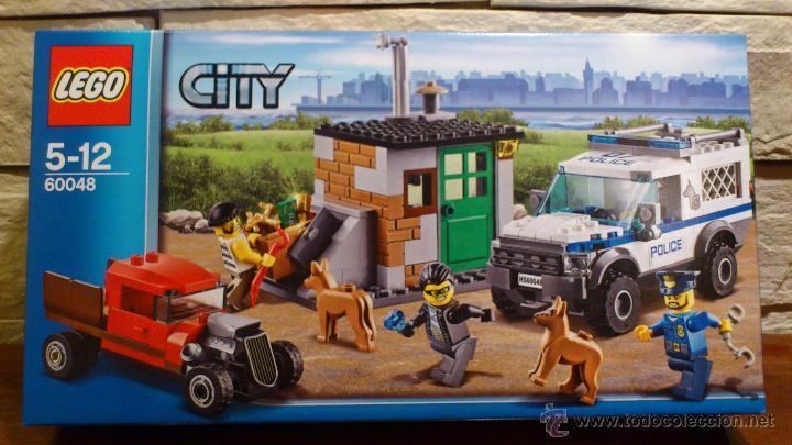 Lego Lego City Unidad Canina De Policia 6 Comprar Juegos