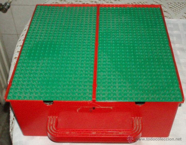 CAJA PARA GUARDAR PIEZAS DE LEGO (Juguetes - Construcción - Lego)