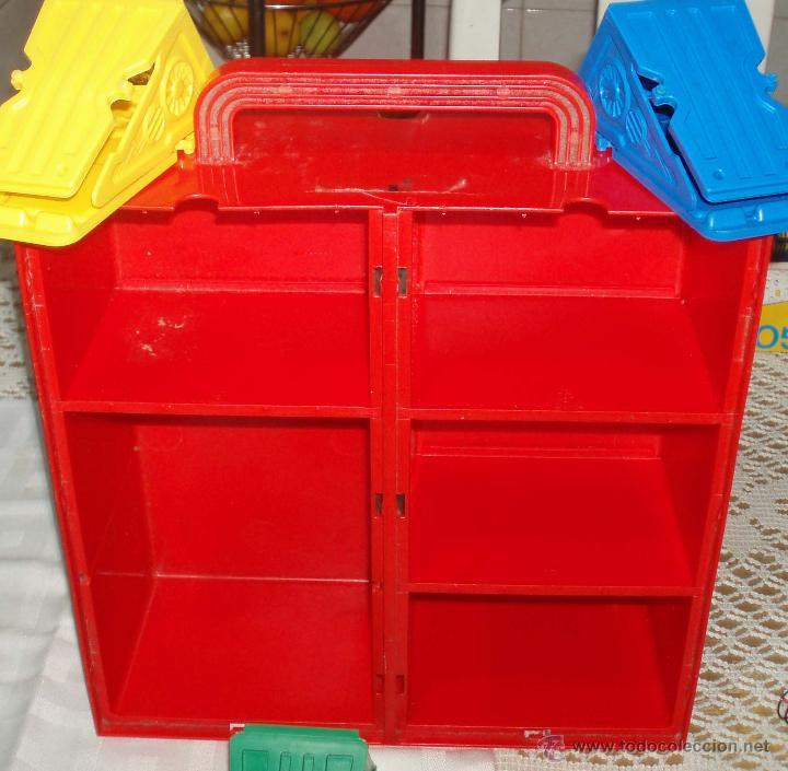Juegos construcción - Lego: caja para guardar piezas de lego - Foto 2 - 47244728