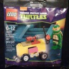 Juegos construcción - Lego: LEGO SET 30271. MICHELANGELO TORTUGA NINJA. Lote 47467892