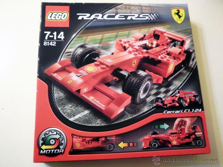 Lego Racers 8142 Ferrari 248 F1 Kaufen Altes Lego Spielzeug In Todocoleccion 47781790