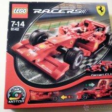 Juegos construcción - Lego: LEGO RACERS 8142 FERRARI 248 F1. Lote 47781790