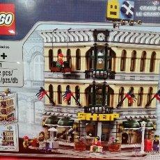 Juegos construcción - Lego: LEGO CREATOR GRAND EMPORIUM REF.10211 NUEVO DESCATALOGADO. Lote 89548656