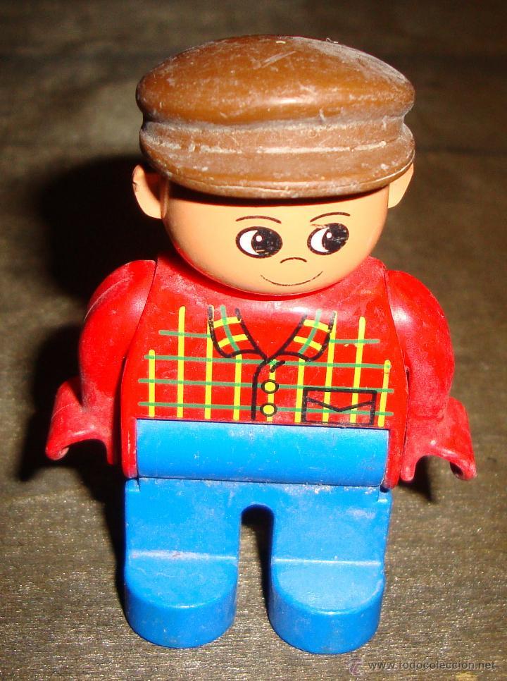 FIGURA DUPLO LEGO (Juguetes - Construcción - Lego)