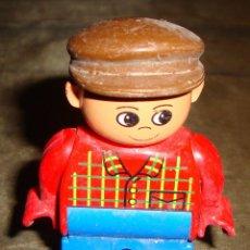 Juegos construcción - Lego: FIGURA DUPLO LEGO. Lote 47938398