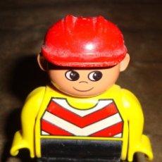 Juegos construcción - Lego: FIGURA DUPLO LEGO. Lote 47938414