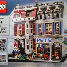 Juegos construcción - Lego: LEGO CREATOR TIENDA DE MASCOTAS REF.10218 NUEVO DESCATALOGADO. Lote 48515576