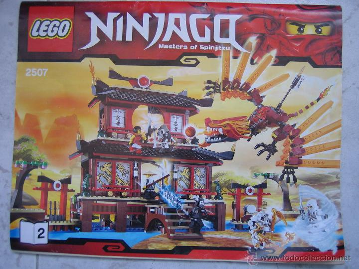 Lego Ninjago 2507 Manual Buy Building And Construction Games Lego
