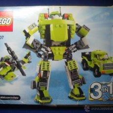Juegos construcción - Lego: LEGO CREATOR 31007. Lote 48740706