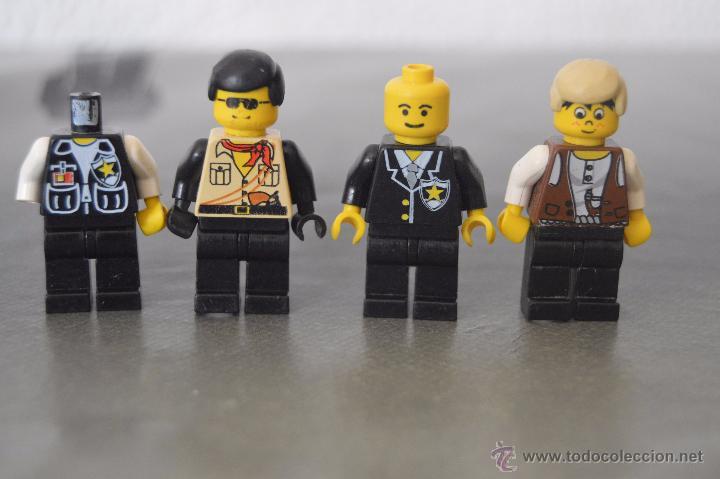 LOTE MUÑECO FIGURA LEGO (Juguetes - Construcción - Lego)