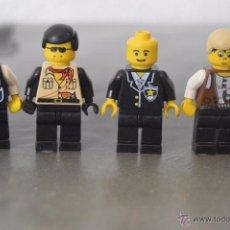 Juegos construcción - Lego: LOTE MUÑECO FIGURA LEGO . Lote 48961488
