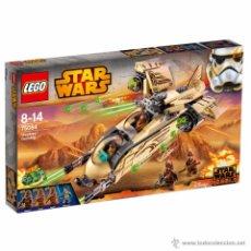 Juegos construcción - Lego: LEGO STAR WARS WOOKIE GUNSHIP 75084 NUEVO. Lote 49038615